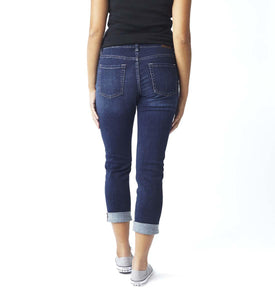 JAG Cross-Hatch Denim Carter Girlfriend Jean atfashion.shop