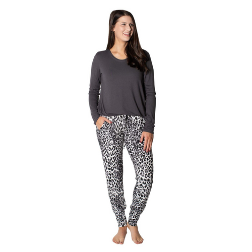 JU JU JAMS Riley Jogger with Drawstrings and Pockets