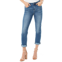 Liverpool Marly Girlfriend Distressed Jean | atfashion.shop