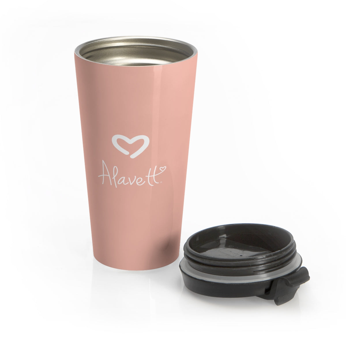 Alavett - Stainless Steel Travel Mug