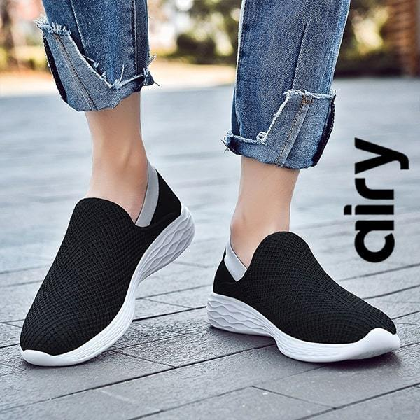 AIRY™️ Ultra-Light Breathable Mesh Casual Walking Sneaker