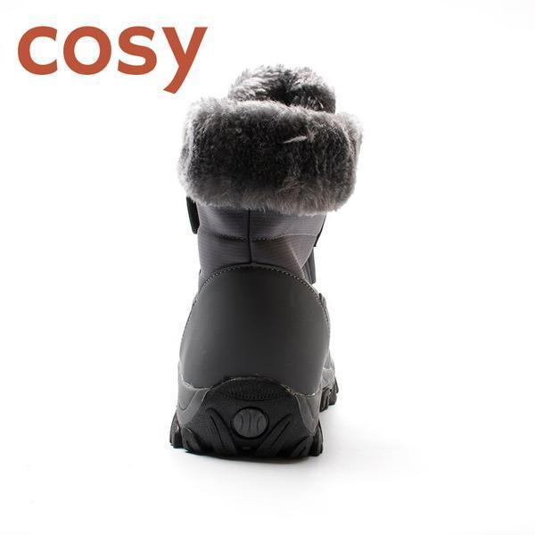 COSY Winter Warm Waterproof Snow Plush Boot
