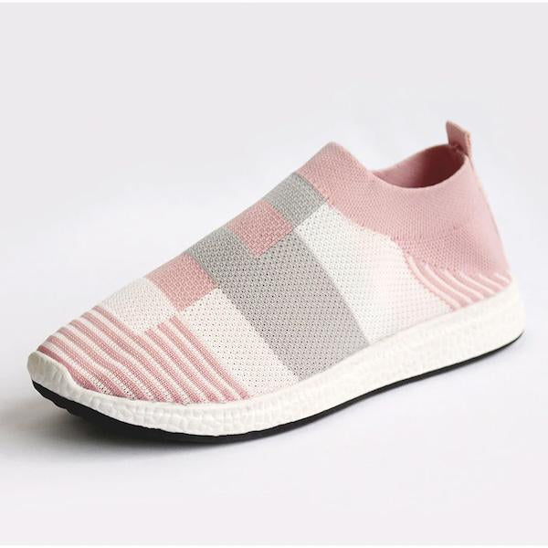 50% OFF TODAY: Caro Women's Breathable Slip-on Sneakers