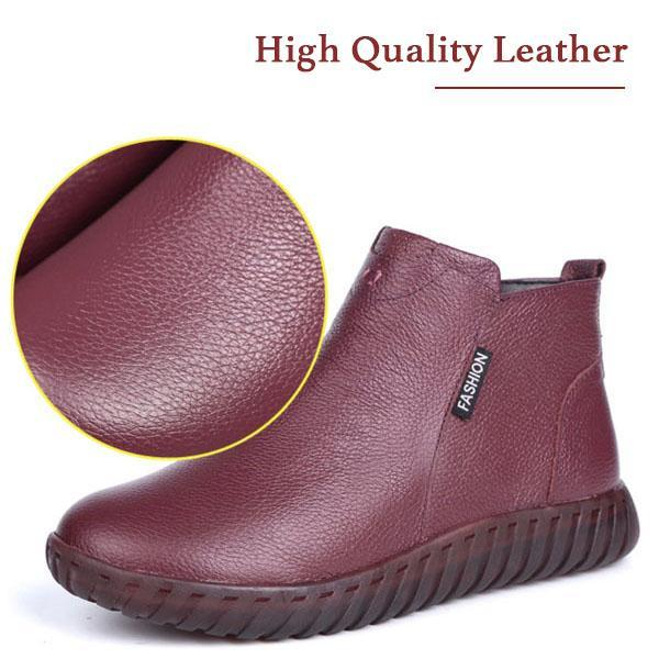 50% OFF: Handmade Leather Boots for Women [FREE SHIPPING]