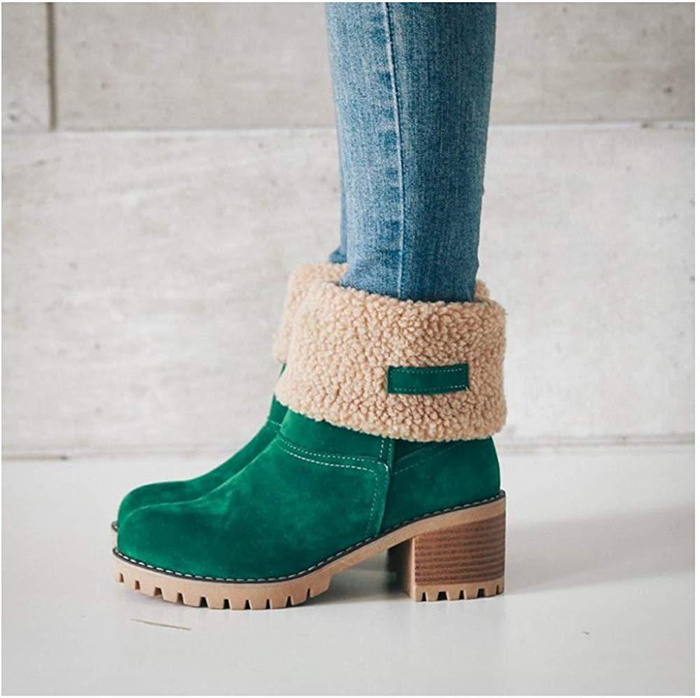 COSY Premium Suede Snow Chunky Boots - FREE SHIPPING
