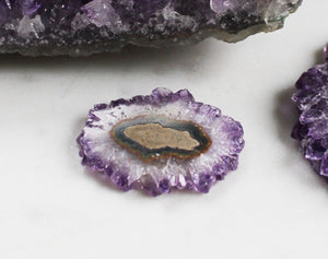 Amethyst Stalactite - Small