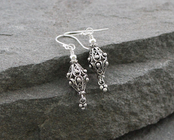 Turkish Filigree Earrings