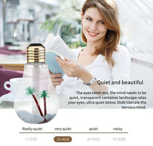 Hot Selling 50000+ Items——Bulb aromatherapy & humidification