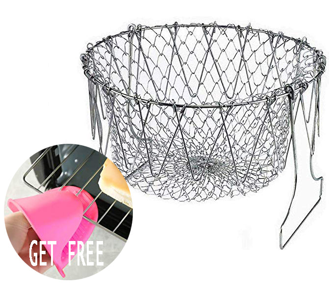 Limited Time Offer——Fried basket(get free hand-clip)