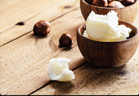 Shea Butter is an important ingredient in our soaps