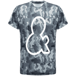 T-Shirt sport Homme Camouflage Pur&Dur