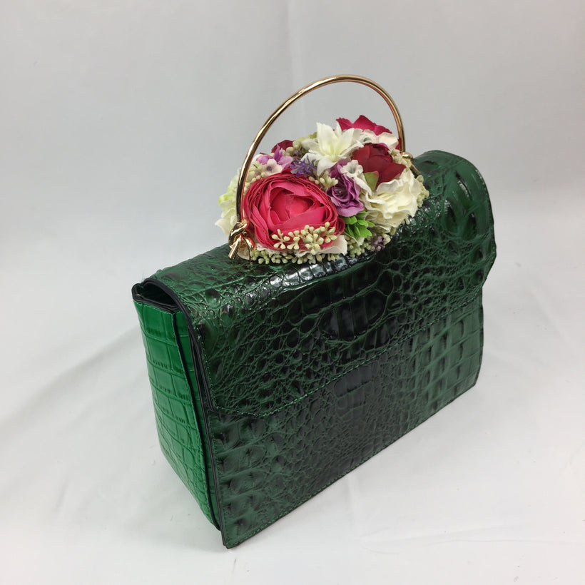 Classic Vintage Inspired Handbags In Bloom