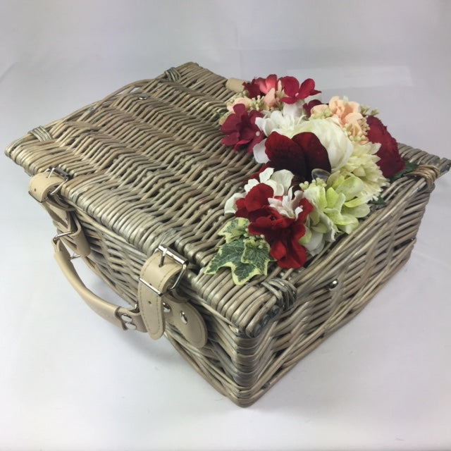 Classic Vintage Inspired Baskets In Bloom