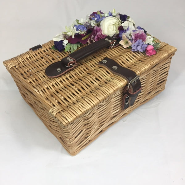 Classic Daisy Basket - Handmade Vintage Inspired