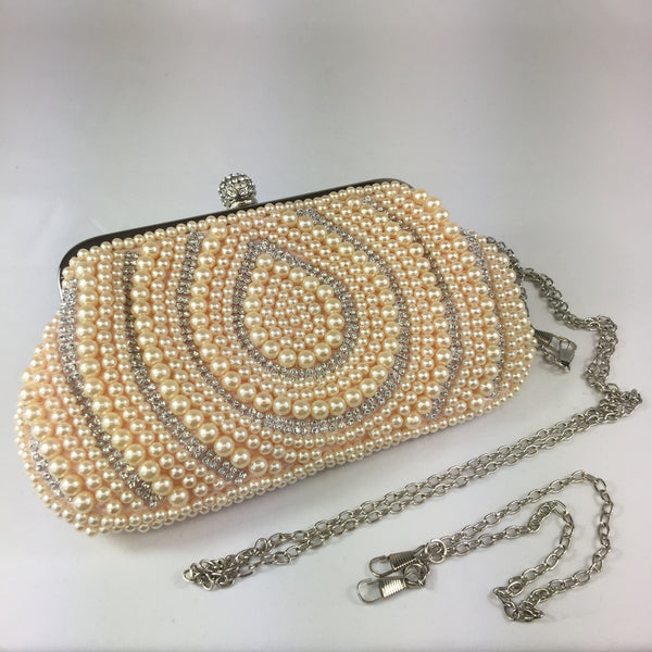 Classic Grace Clutch Purse - Vintage Inspired