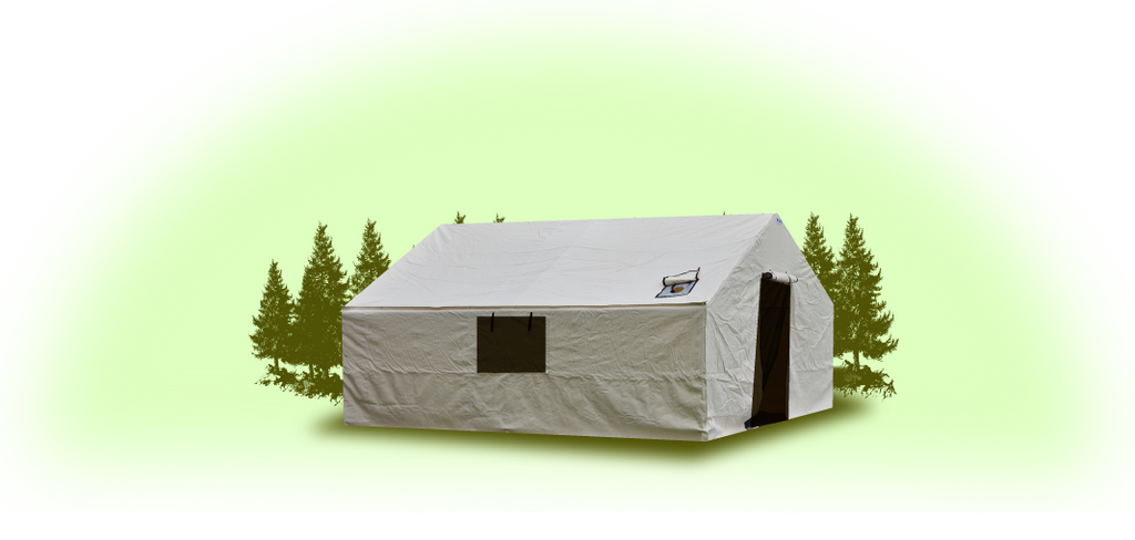 14'x16'x5' Northwest Shelter