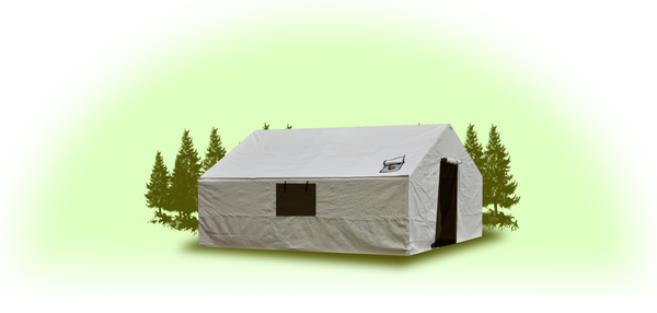 16'x20'x5' Wall Tent Cover (No Frame)