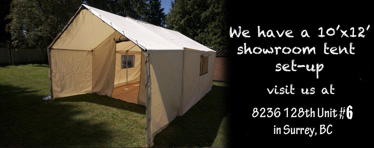& Northwest Wall Tents