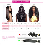 150% density curly wave lace wig - Vinuss fashion hair