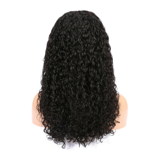 Beautiful jerry curly lace wig - Vinuss fashion hair