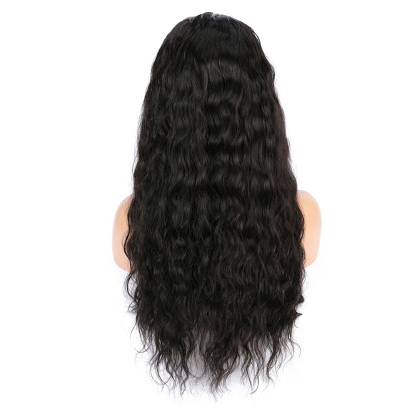 Long water wave lace wig 150% density - Vinuss fashion hair