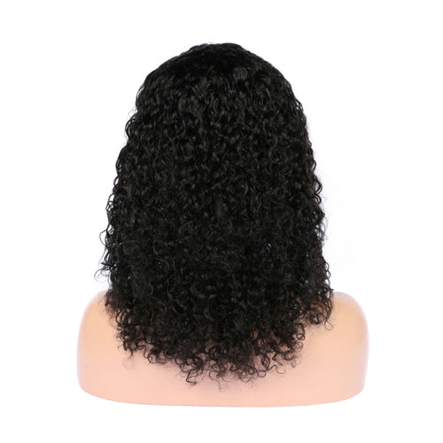 Attractive hairstyle of jerry curly lace wig - Vinuss fashion hair