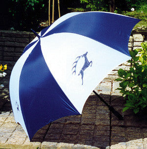 Umbrella with SOC logo