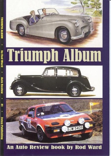 Triumph Album - An Auto Review