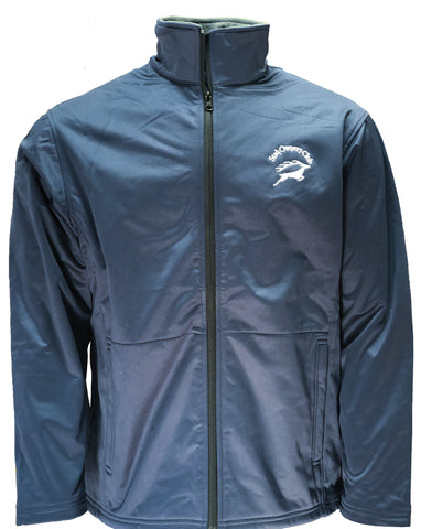 Core Mens Softshell Jacket with embroidered SOC Logo