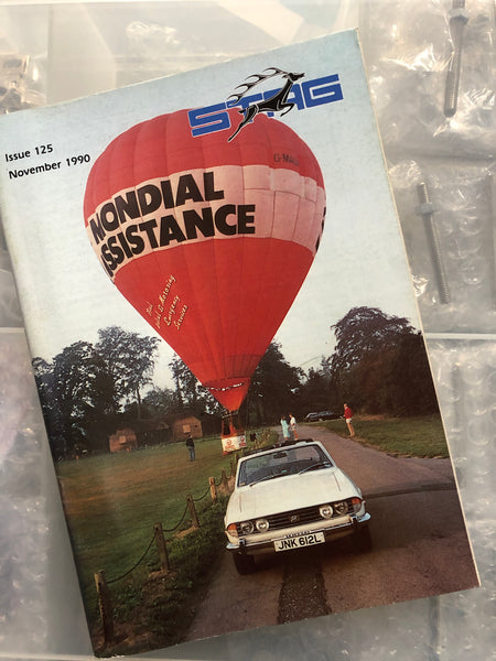 SOC Magazine - Issue 125. November 1990.