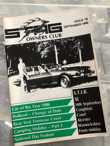 SOC Magazine - Issue 78. September 1986.