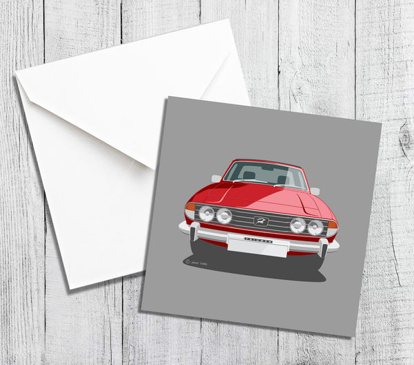 Triumph Stag Greeting Cards (pack of 5)