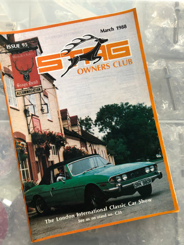 SOC Magazine - Issue 95. March 1988.