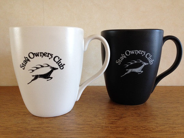 SOC Mug in Black or White