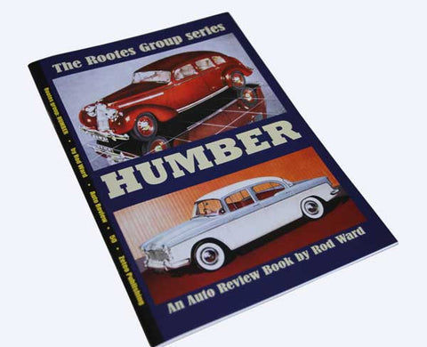 The Rootes Group series - HUMBER book