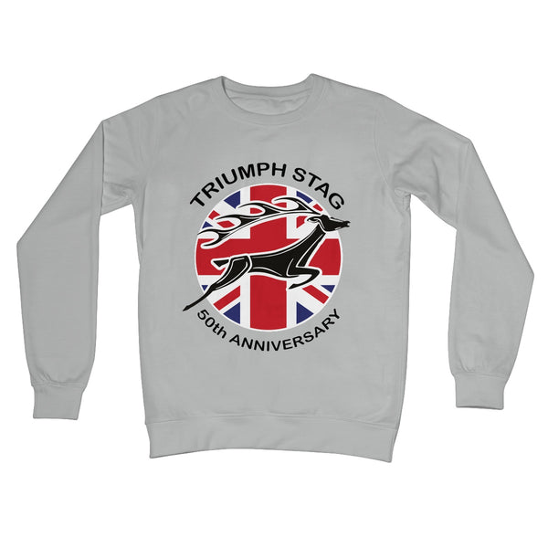Stag 50th Anniversary Crew Neck Sweatshirt