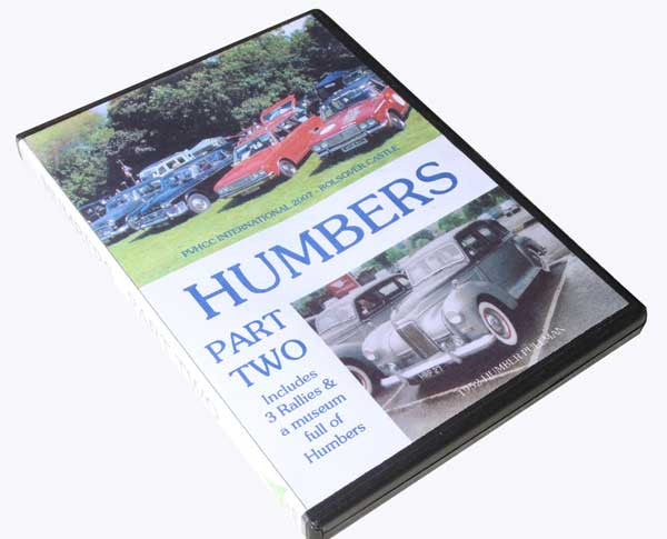 Humbers: Three Rallies and a Museum (DVD) Part 2