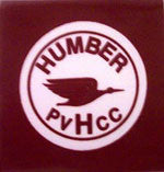 Humber Club Windscreen Badge