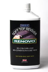 Renovo - Soft Top Reviver (available in Black or Dark Blue)