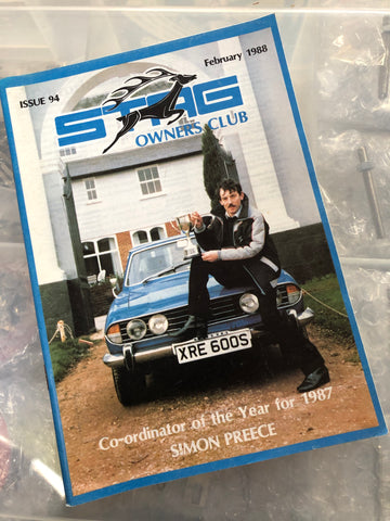 SOC Magazine - Issue 94. February 1988.