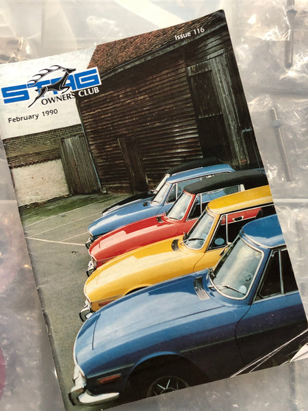 SOC Magazine - Issue 116. February 1990.