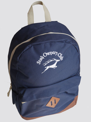 Heritage Backpack featuring the SOC Logo