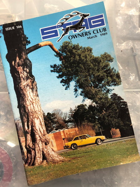 SOC Magazine - Issue 106. March 1989.