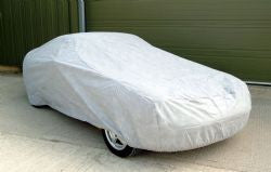 Stag Outdoor Car Cover - All Weather with Fleece Lining