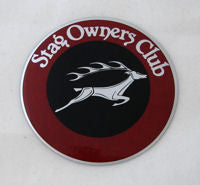 SOC Windscreen Sticker