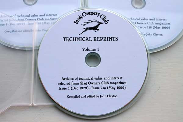 SOC Technical Reprints CD ROM