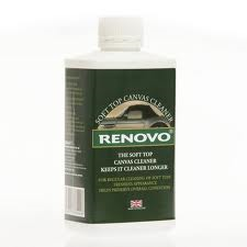 Renovo - Soft Top Canvas Cleaner (500ml)