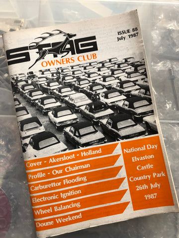 SOC Magazine - Issue 88. July 1987.