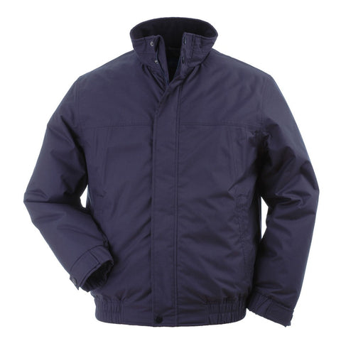 Mens Zeus Jacket with SOC Logo - Navy