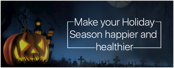 Make your Holiday Season happier and healthier